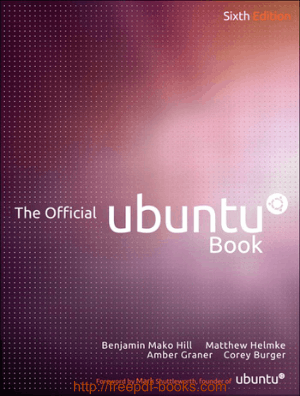 Free Download PDF Books, The Official Ubuntu Book, 6th edition