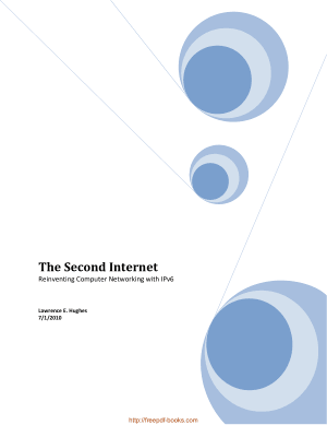 Free Download PDF Books, The Second Internet Reinventing Computer Networking with IPv6