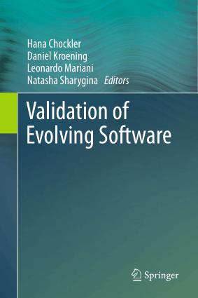 Free Download PDF Books, Validation of Evolving Software