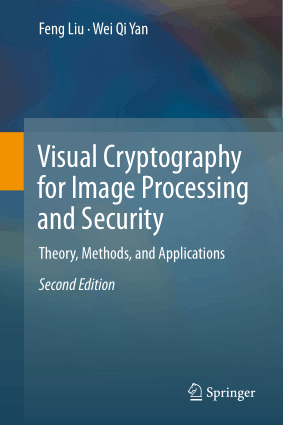 Free Download PDF Books, Visual Cryptography for Image Processing and Security