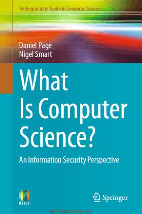 Free Download PDF Books, What Is Computer Science