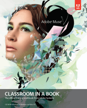 Free Download PDF Books, Adobe Muse Classroom In A Book
