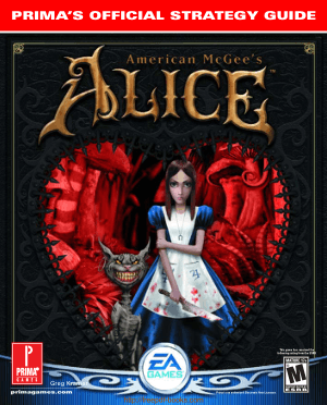 American McGees Alice Primas, Pdf Free Download