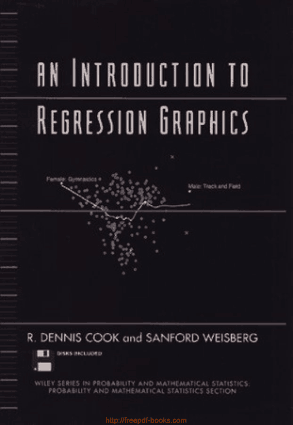 Free Download PDF Books, An Introduction to Regression Graphics, Pdf Free Download