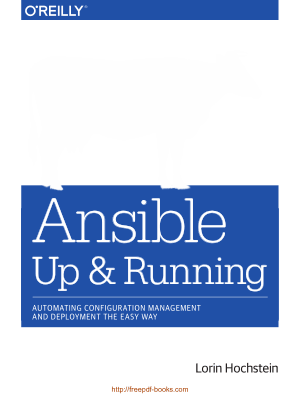Ansible Up And Running Book