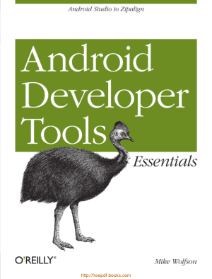Android Developer Tools Essentials, Android Book App Maker