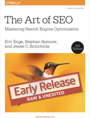 Free Download PDF Books, Art Of Seo Third Edition Ebook