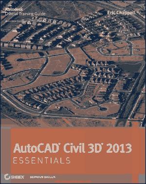 Free Download PDF Books, AutoCAD Civil 3d 2013 Essentials