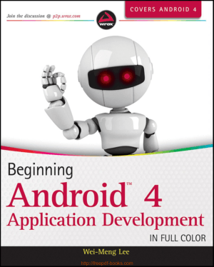 Free Download PDF Books, Beginning Android 4 Application Development, Pdf Free Download
