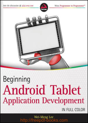 Free Download PDF Books, Beginning Android Tablet Application Development, Pdf Free Download