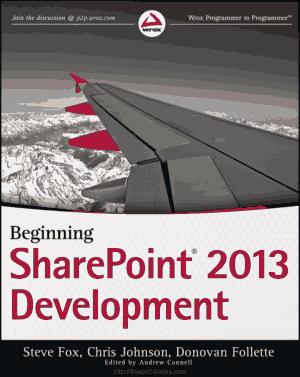 Free Download PDF Books, Beginning SharePoint 2013 Development