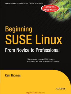 Free Download PDF Books, Beginning SUSE Linux – From Novice to Professional, Pdf Free Download