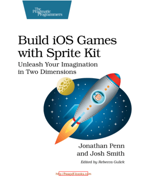 Free Download PDF Books, Build iOS Games With Sprite Kit