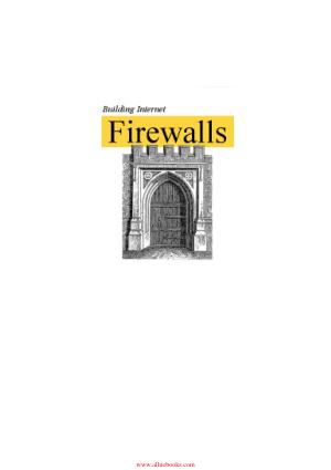 Building Internet Firewalls 2nd Edition Book, Pdf Free Download