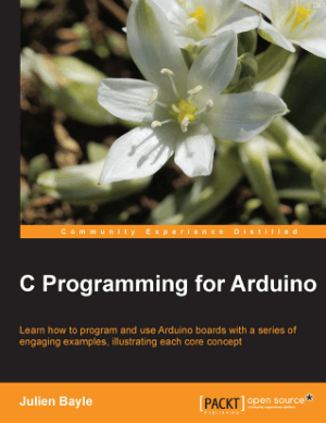 Free Download PDF Books, C Programming for Arduino