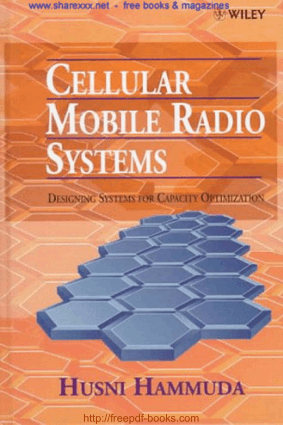 Free Download PDF Books, Cellular Mobile Radio Systems