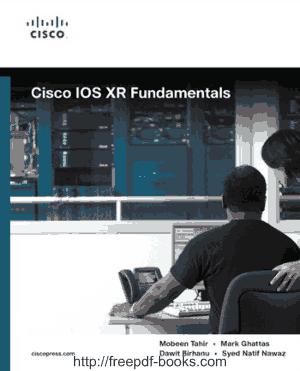 Free Download PDF Books, Cisco iOS Xr Fundamentals Book, Pdf Free Download
