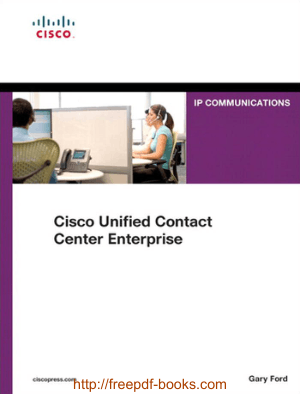 Cisco Unified Contact Center Enterprise -UCCE