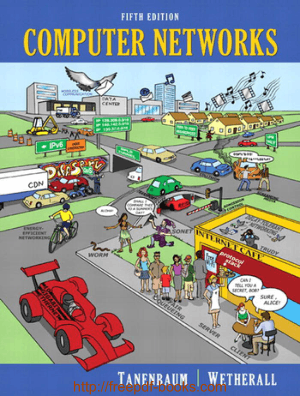 Computer Networks 5th Edition Book