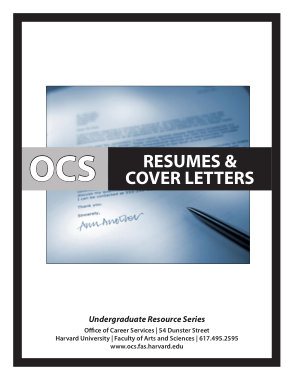 Free Download PDF Books, Undergraduate Sample Job Application Letters with Tips Template