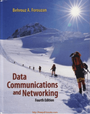 Free Download PDF Books, Data Communications and Networking 3rd Edition