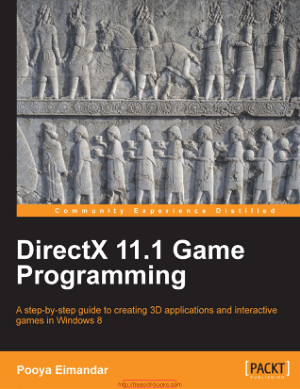 Free Download PDF Books, Directx 11.1 Game Programming