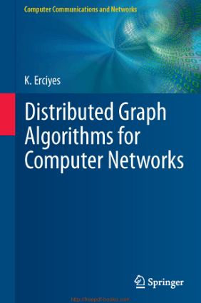 Free Download PDF Books, Distributed Graph Algorithms For Computer Networks
