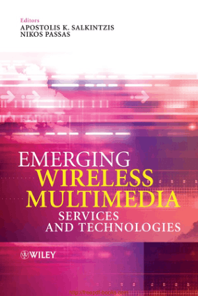 Free Download PDF Books, Emerging Wireless Multimedia Services And Technologies