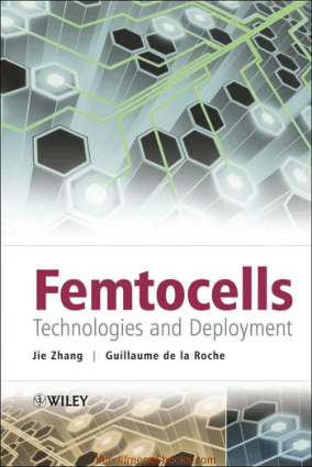 Free Download PDF Books, Femtocells Technologies And Deployment Book