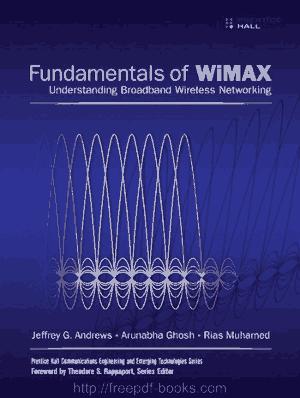 Free Download PDF Books, Fundamentals Of Wimax