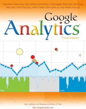 Google Analytics 3rd Edition Ebook
