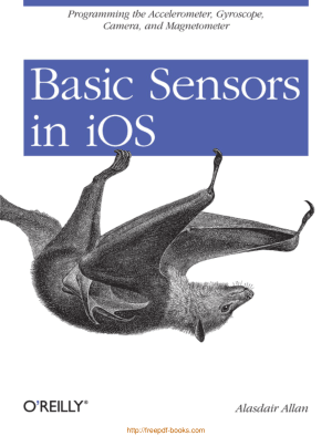 Free Download PDF Books, Basic Sensors In iOS, Pdf Free Download