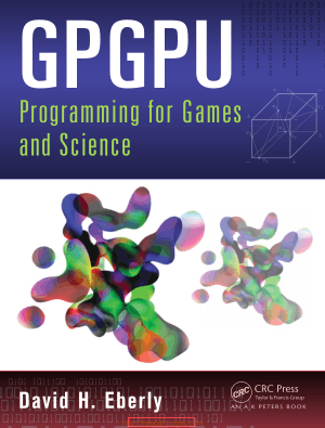 Free Download PDF Books, Gpgpu Programming For Games And Science