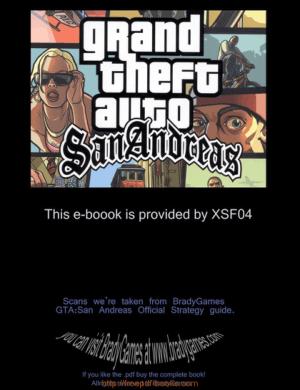 Free Download PDF Books, Grand Theft Auto San Andreas