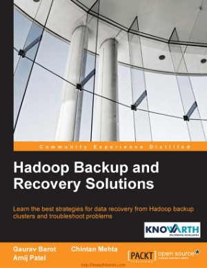 Free Download PDF Books, Hadoop Backup And Recovery Solutions Book