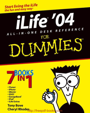 iLife 04 All-in-One Desk Reference For Dummies