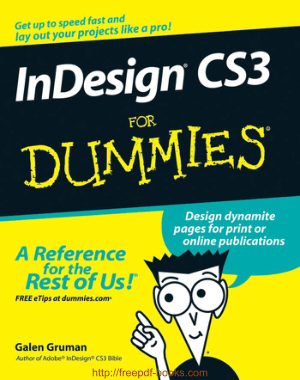 InDesign CS3 For Dummies