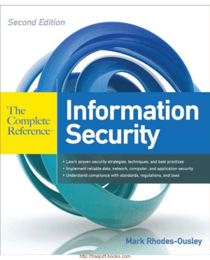 Information Security The Complete Reference 2nd Edition