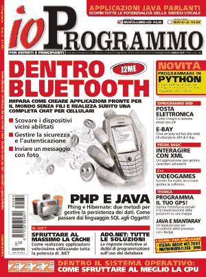 Free Download PDF Books, Io Programmo Magzine 89