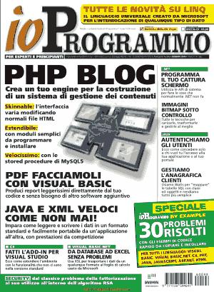 Io Programmo Magzine 98