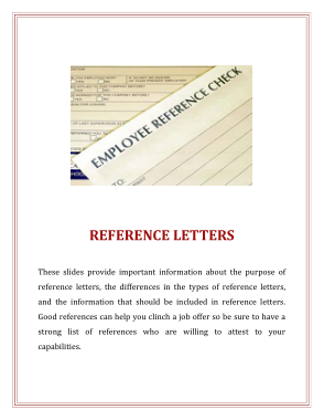 Free PDF Books, Character Reference Letter of Recommendation Template