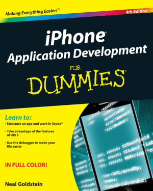 iPhone Application Development For Dummies 4th Edition