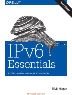 Free Download PDF Books, IPv6 Essentials 3rd Edition