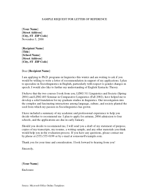 Free PDF Books, Recommendation Email Request Letter Template