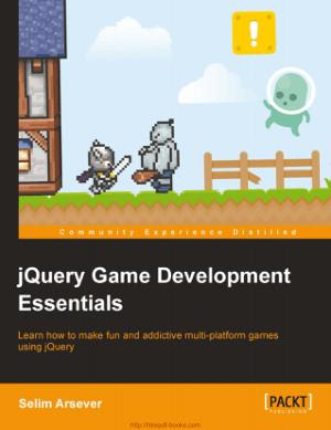 Free Download PDF Books, jQuery Game Development Essentials