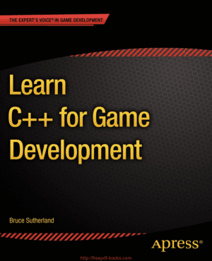 Learn C++ For Game Development, Learning Free Tutorial Book
