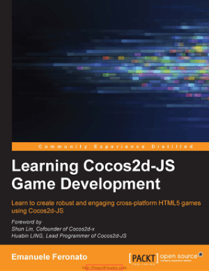 Free Download PDF Books, Learning Cocos2d-Js Game Development Ebook