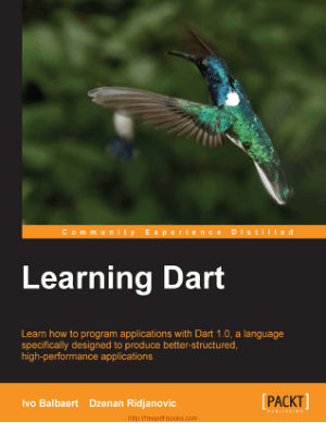 Free Download PDF Books, Learning Dart Book