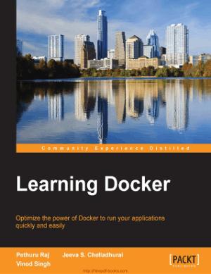 Free Download PDF Books, Learning Docker