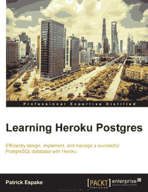 Learning Heroku Postgres Book